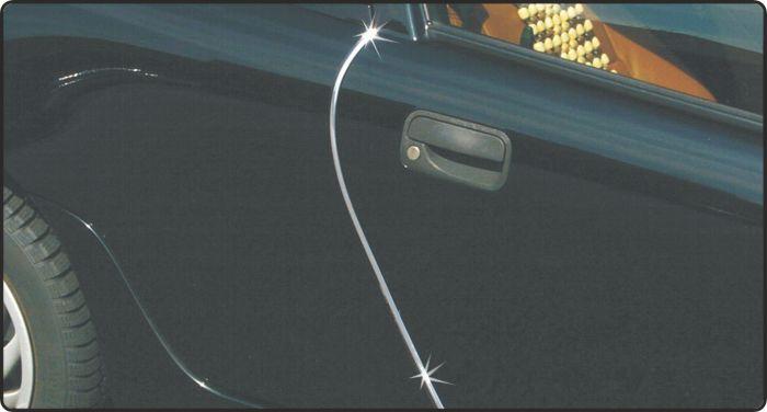 Portierbeschermer-chroom-2st-sticker