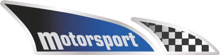 Motorsportvlag-rechts-sticker