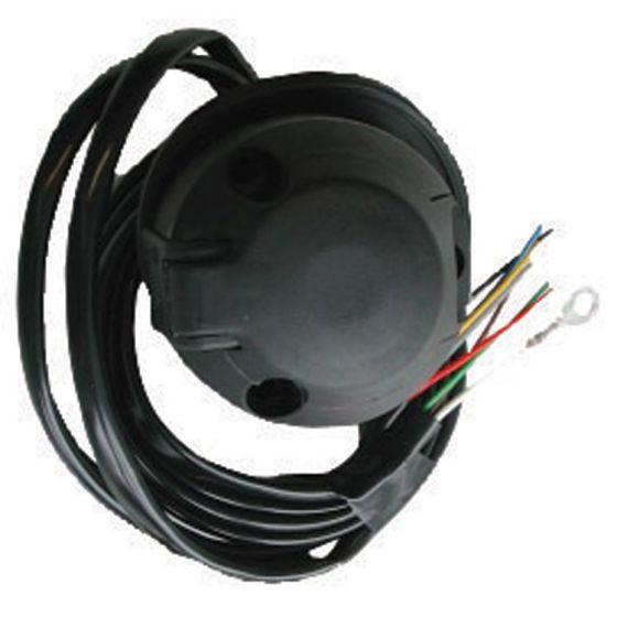 Stekkerdoosset-13-polig-Jaeger-inclusief-kabel