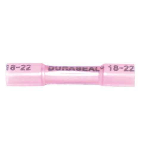 Kabeldoorverbinder-rood-5-stuks