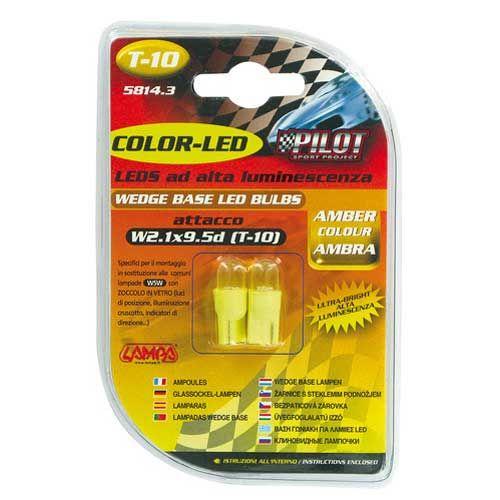 Verlichting-T10-lamp-1x-LED-12V-ornaje-FB