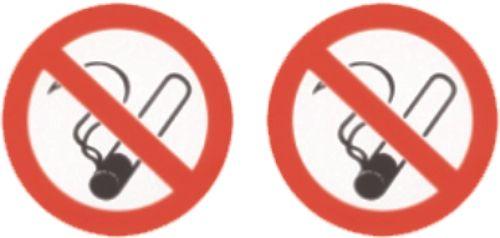 Verboden-te-roken-(2x)-sticker