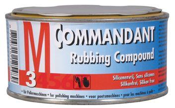 Commandant-Rubbing-Compound-voor-machine