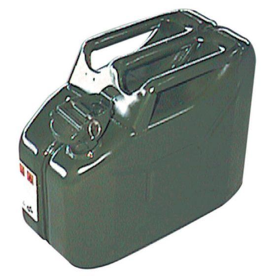 Jerrycan-10ltr-metaal-groen
