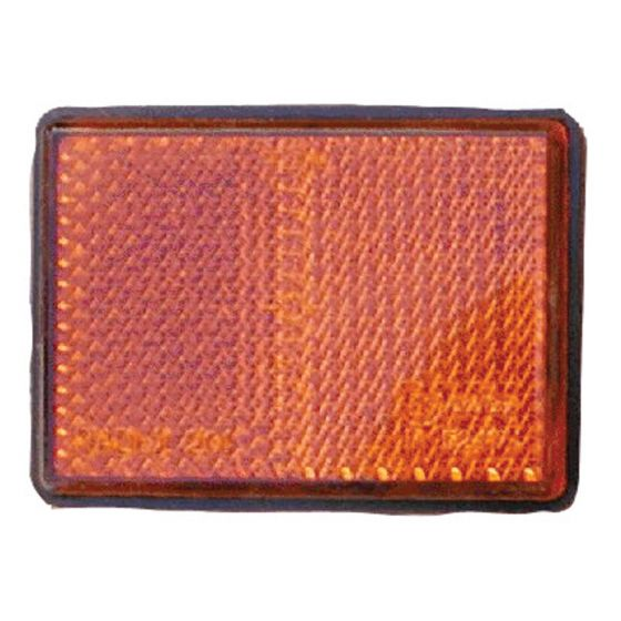 Reflector-82x36mm-zelfklevend-oranje
