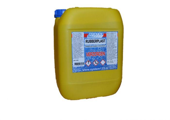 System-rubberplast-10-liter
