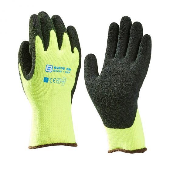 Glove-on-wintergrip-werkhandschoen-maat-XL