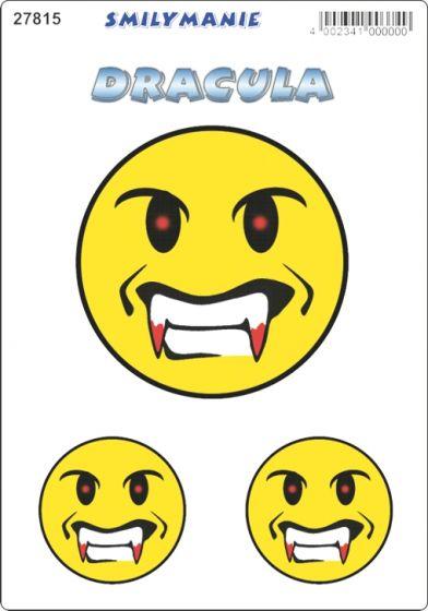 Smiley-dracula-sticker