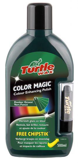 Turtle-Color-magic-groen