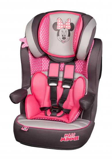 Autostoel-Disney-I-Max-Minnie-Mouse-1/2/3
