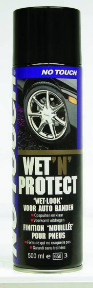 No-touch-wet-'n-protect