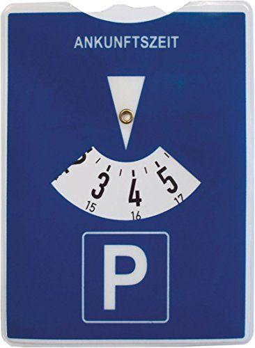 Kunststof-parkeerschijf