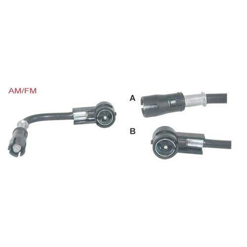 Antenne-adapter-Mercedes-Smart