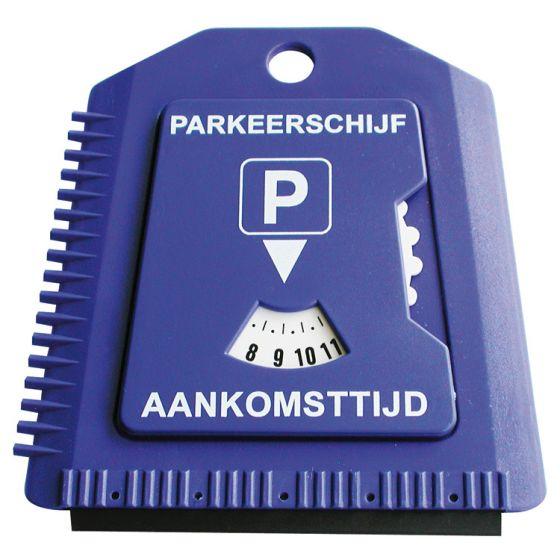 IJskrabber-met-parkeerschijf