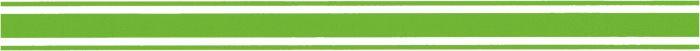 Striping-4.5cm-neon-groen-sticker