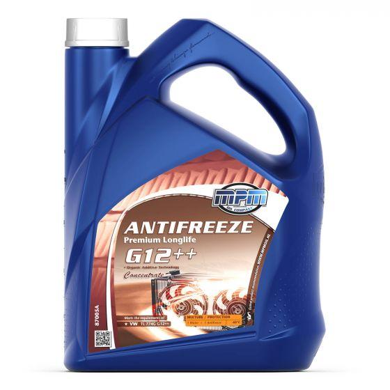 MPM-Antivries-Premium-Longlife-G12++-5-liter