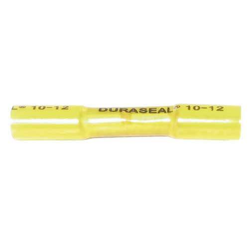 Kabeldoorverbinder-geel-5-stuks