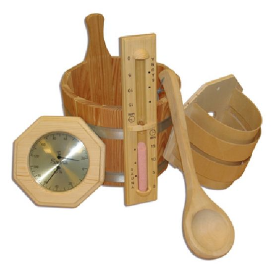 Sauna-accessoirepakket