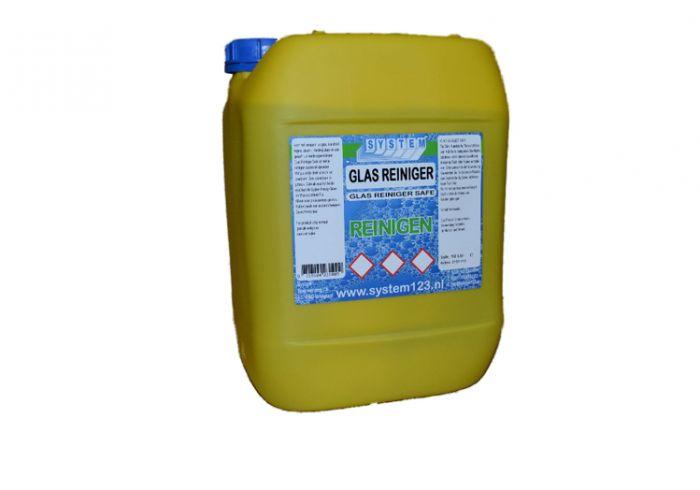 System-glasreiniger-safe-10-liter