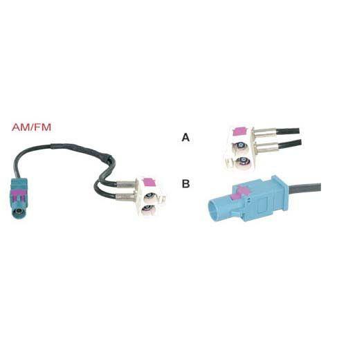 Antenne-Adapter-Audi/VW-2x