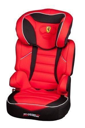 Autostoel-Ferrari-Befix-SP-Rosso-2/3