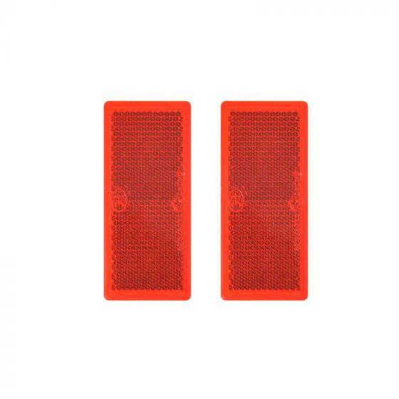 Reflector-82-x-36mm-zelfklevend-rood