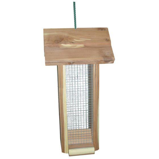 Vogelvoederhuis