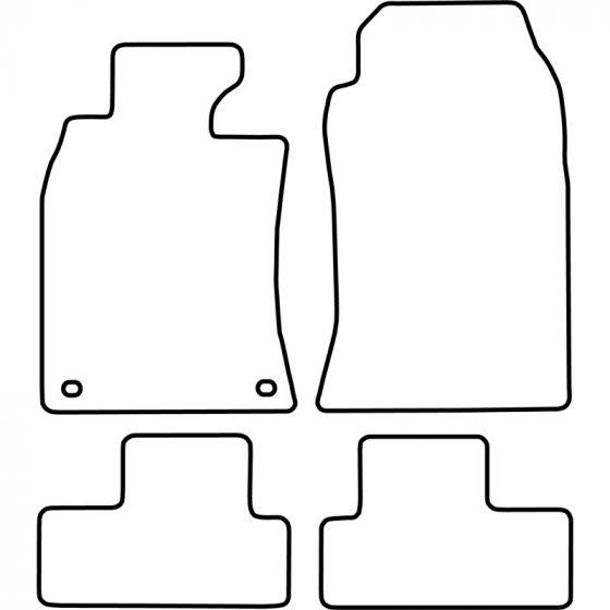 Automatten-Mini-One-&-Cooper-2001-2007