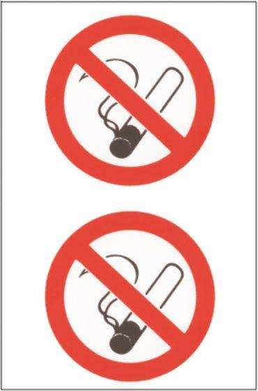 Roken-verboden-(2x)-sticker