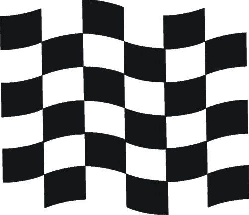 Raceflag-zwart-400x350mm-sticker