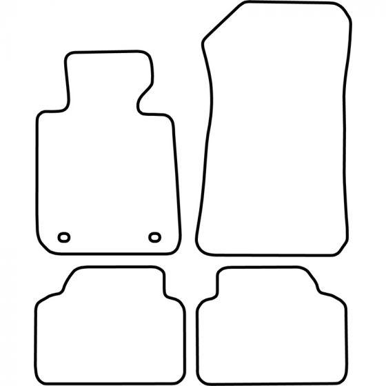 Automatten-BMW-3-Serie-E90/E91-2005-2012
