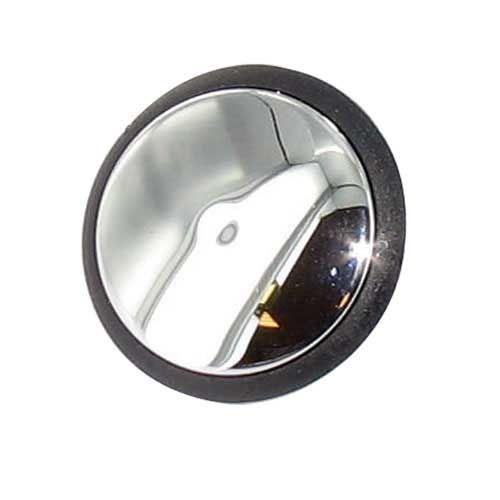 Antenne-afdekdop---Antenne-stop-25mm-chroom