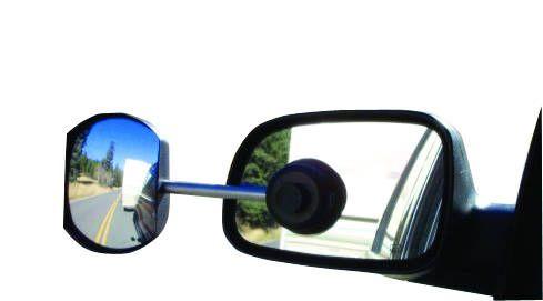 Caravanspiegel-zuignap-bol