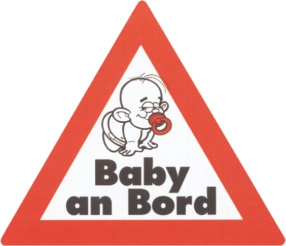 Baby-an-bord-sticker