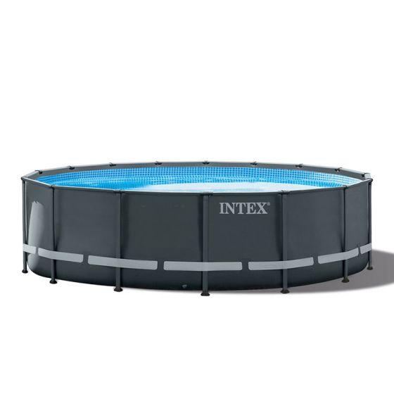 Intex-Ultra-XTR-Frame-Pool-Ø-488-x-122-(set-incl.-zandfilterpomp)