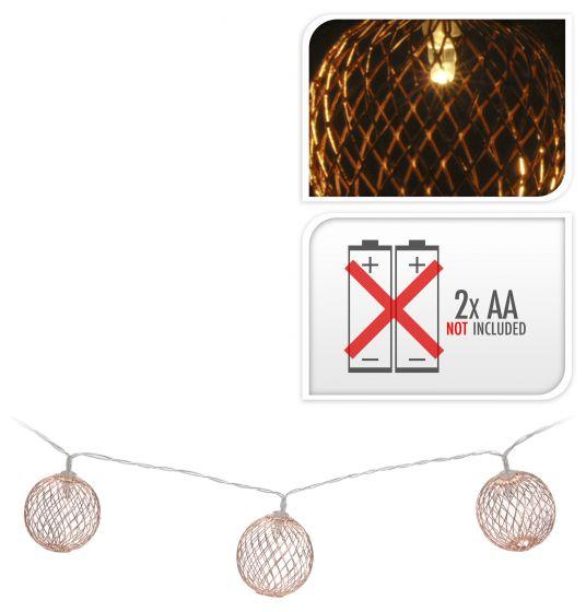 LED-lampjes-bal-koper-5-cm