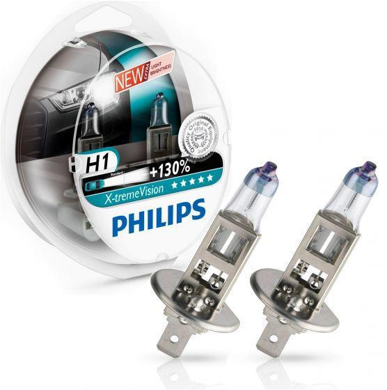 Philips-X-tremeVision-H1-Koplamp-auto