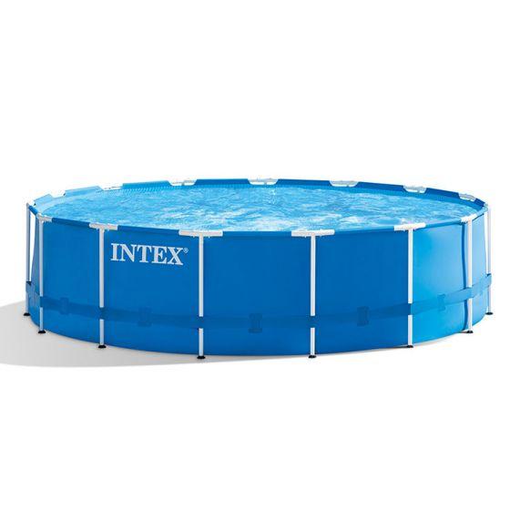 Intex-Metal-Frame-Pool-Ø-457-x-122-(set)