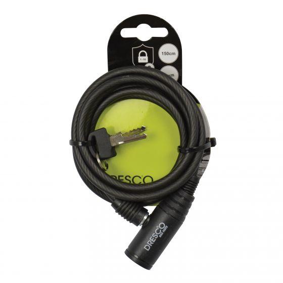 Spiraalslot-150cm-Ø6mm-Sleutel