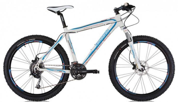 Lombardo---Sestriere-500-|-Wit---Blauw-|-26-inch-MTB-(24-speed)