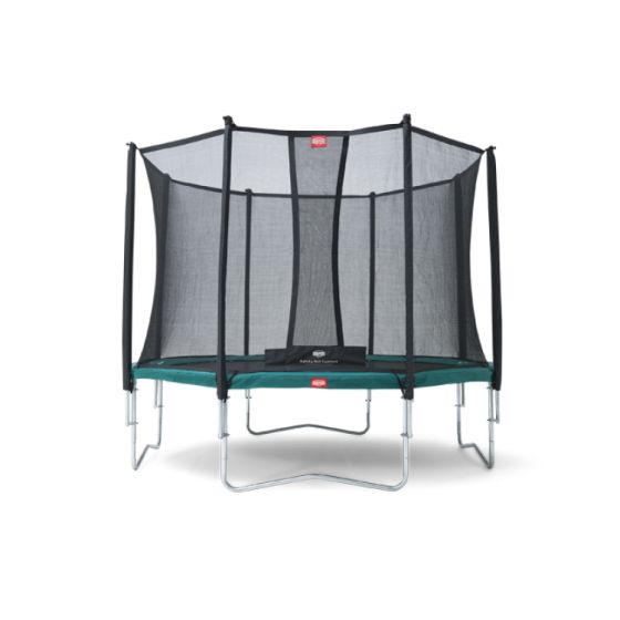 BERG-Favorit-Tattoo-430-+-Safety-Net-Comfort-Trampoline