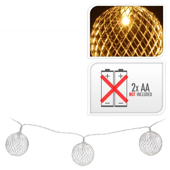 LED-lampjes-bal-zilver-5-cm
