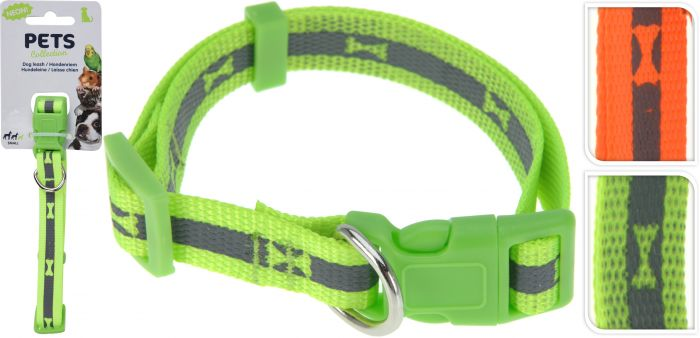 Hondenhalsband-klein-neon