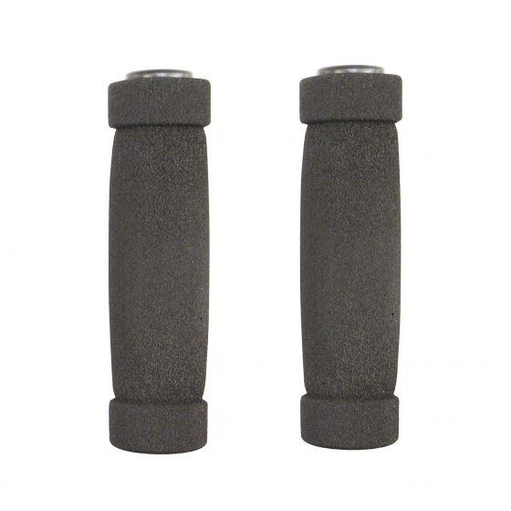 Handvat-foam-zwart-2-stuks