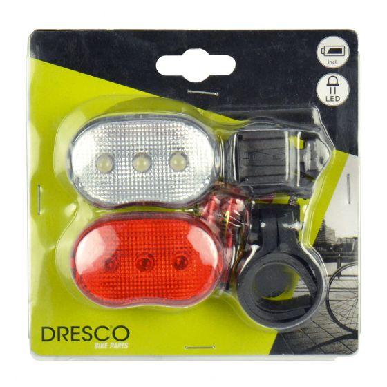 Fietsverlichtingsset-LED