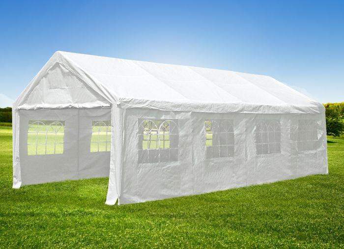 Partytent-4x8-meter-wit-met-zijwanden-Pure-Garden-&-Living