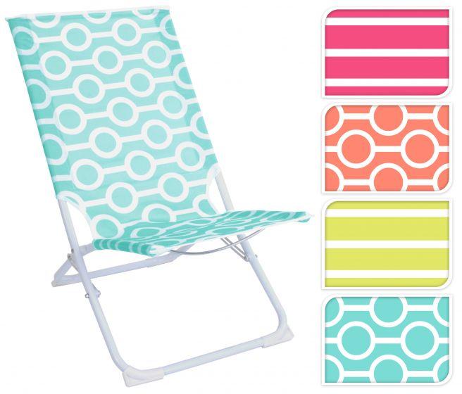 Strandstoel-opvouwbaar