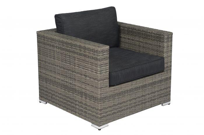 Luxe Lounge Stoel.Loungestoel Baccarra Loungeset Heuts