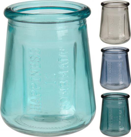 Theelichthouder-glas