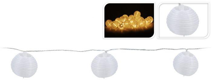 Feestverlichting-lampions